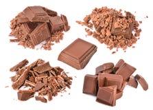 mest smaklig choklad Royaltyfri Foto