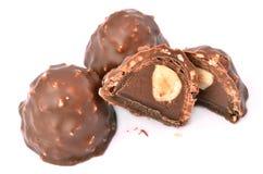mest smaklig choklad Fotografering för Bildbyråer