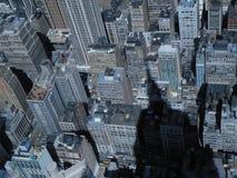 mest stor värld för stad Arkivfoto
