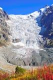 Mestia-Ushguli trek, Svaneti Georgia Royaltyfria Foton