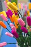 Mestiere del fiore da filato Fotografia Stock