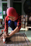 Mestiere del legname Immagini Stock