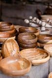 Mestiere di legno Fotografia Stock