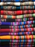 Mestiere sudamericano Colourful Immagini Stock