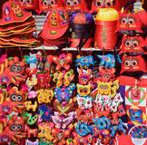 Mestieri del cinese tradizionale Fotografia Stock Libera da Diritti
