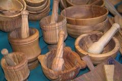 mestieri in legno Fotografie Stock