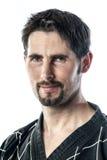 Mestre das artes marciais do retrato Fotografia de Stock