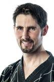 Mestre das artes marciais do retrato Foto de Stock