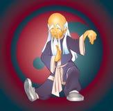 Mestre do qui da TAI Fotografia de Stock Royalty Free
