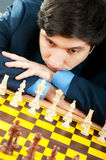 Mestre grande Vugar Gashimov de FIDE (Rank do mundo - 12) Foto de Stock Royalty Free