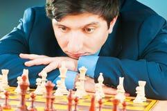 Mestre grande Vugar Gashimov de FIDE (Rank do mundo - 12) Imagens de Stock Royalty Free