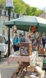 Mestres e pintores da rua Fotografia de Stock Royalty Free