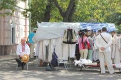 Mestres justos da cidade Fotos de Stock Royalty Free