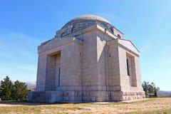 Mestrovic family mausoleum Royalty Free Stock Photography