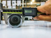 mesure photos libres de droits