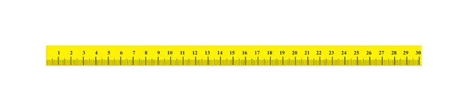 mesure Royaltyfria Foton