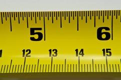 Mesure de bande Image stock