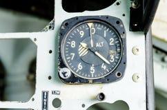 Mesure de moteur d'avion Photos libres de droits