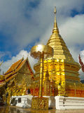 Mesure en Thaïlande Photographie stock