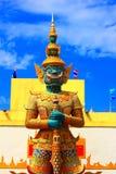 Mesurez le géant en Mini Siam Pattaya City Naklua, Banglamung, Cho Image libre de droits