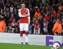 Mesut Ozil imagem de stock royalty free