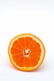 Metà dell'arancio Fotografia Stock Libera da Diritti