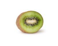 Metà di Kiwi Fruit succoso Fotografie Stock Libere da Diritti