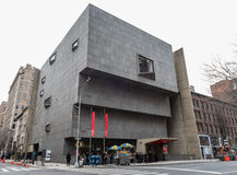 The Met Breuer. On March 18, 2016, The Metropolitan Museum in New York City will launch The Met Breuer, its new space dedicated to modern Royalty Free Stock Photo