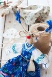 Met de hand gemaakt geitstuk speelgoed Royalty-vrije Stock Afbeeldingen