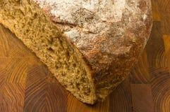 met de hand gemaakt moutbrood Stock Foto