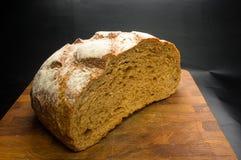 met de hand gemaakt moutbrood Stock Fotografie