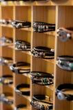 Met de hand gemaakte armbanden Royalty-vrije Stock Foto