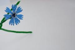 Met de hand gemaakte bloem Stock Afbeeldingen