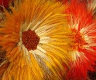 Met de hand gemaakte bloemen   Royalty-vrije Stock Afbeelding