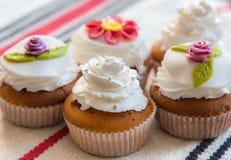 Met de hand gemaakte cake Royalty-vrije Stock Foto