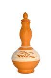 Met de hand gemaakte Colourfeul Clay Pottery Stock Foto