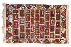 Met de hand gemaakte deken Stock Foto's