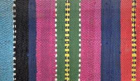 Met de hand gemaakte deken Royalty-vrije Stock Afbeelding