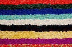 Met de hand gemaakte deken. Royalty-vrije Stock Afbeelding