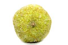 Met de hand gemaakte groene appel Stock Foto