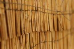 Met de hand gemaakte houten dekking royalty-vrije stock fotografie