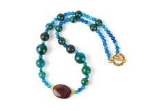 Met de hand gemaakte jewelery royalty-vrije stock afbeeldingen