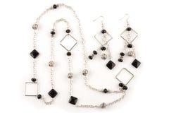 Met de hand gemaakte jewelery royalty-vrije stock foto
