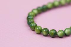 Met de hand gemaakte juwelen Royalty-vrije Stock Foto's