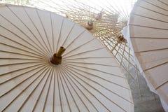 Met de hand gemaakte paraplu Royalty-vrije Stock Fotografie
