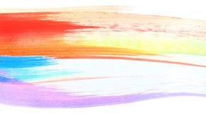 Met de hand gemaakte tekening, lijn op wit Royalty-vrije Stock Foto