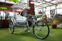 Met drie wielen Royalty-vrije Stock Foto's