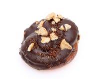 Met een laag bedekt chocoladebrood Royalty-vrije Stock Afbeelding