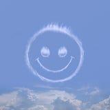 Met een sluwe glimlach Stock Afbeeldingen