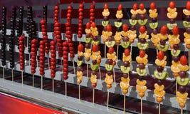 Met een suikerlaagje bedekt hagedoorns Royalty-vrije Stock Foto